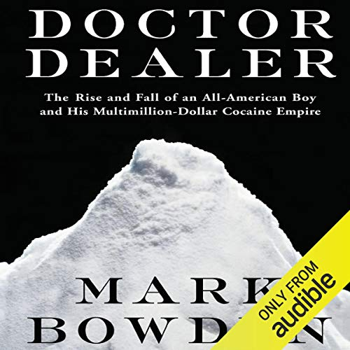 Doctor Dealer audiobook cover art