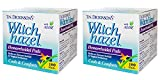 T.N. Dickinson's Hemorrhoidal Pads, Witch Hazel with Aloe, 100-Count Packages (Pack of 2)