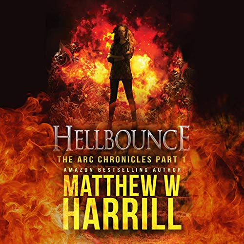 Hellbounce: Demons Don't Always Hide In The Dark Audiobook By Matthew W. Harrill cover art