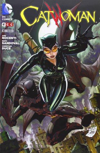 Catwoman núm. 4: La muerte de la familia (Catwoman (Nuevo Universo DC))