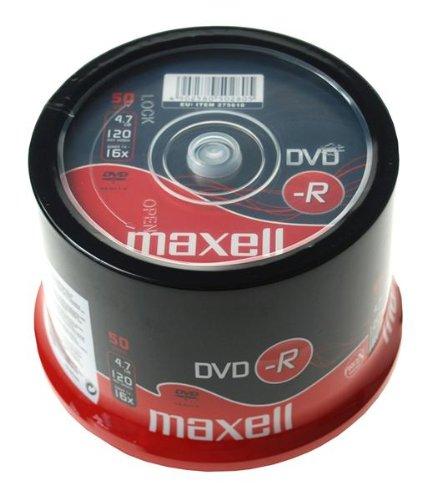 Maxell Campana Da 50 Dvd-R 16X