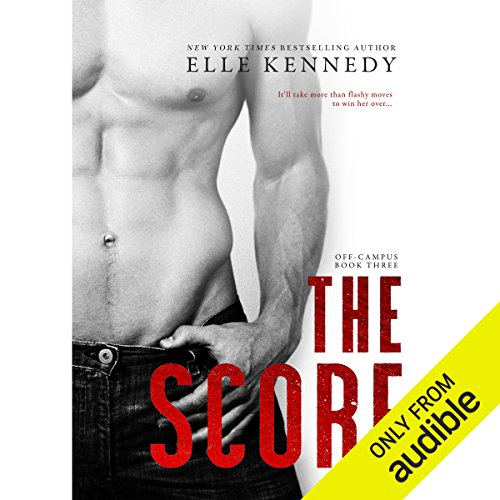 The Score audiobook cover art