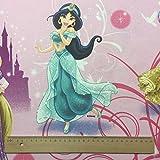 Licensed by Disney - Pink Princess Glamour Novelty Print