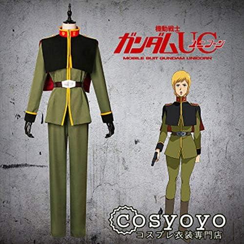 Char aznable cosplay _image1
