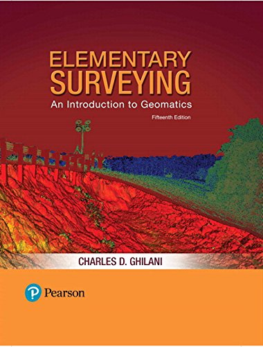 Elementary Surveying: An Introduction to Geomatics + Mastering Engineering with Pearson eText -- Acc