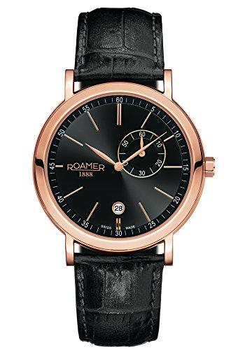 Roamer Herren-Armbanduhr Analog Quarz 934950 RGL1