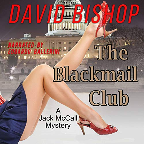 The Blackmail Club  By  cover art