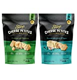 Stacy's Cheese Petites Cheese Snack Variety Pack, 7.5oz Bag, 2 Pack