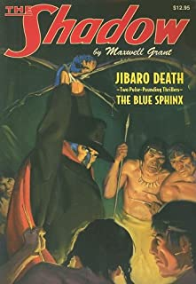 The Blue Sphinx/Jibaro Death (The Shadow)