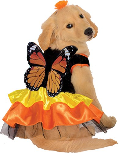 Rubie's Pet Costume, X-Large, Monarch Butterfly