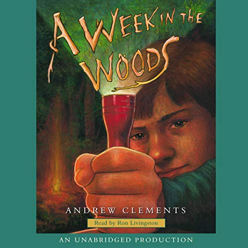 A Week in the Woods audiobook cover art