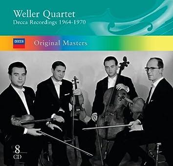 Weller Quartet: Decca Recordings 1964-1970