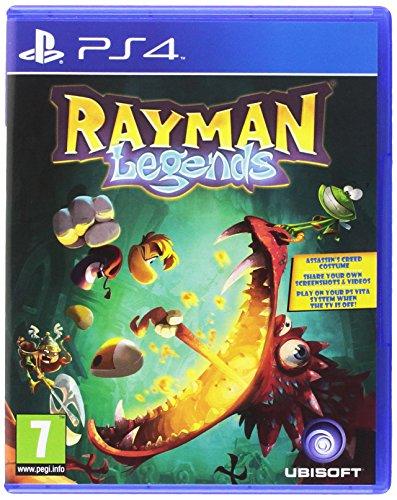 Rayman Legends Ps4 Uk Gioco ITALIANO [Edizione: Regno Unito]