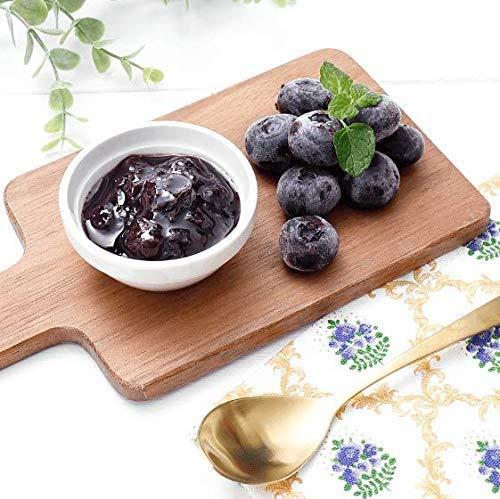 ブルーベリージャム無添加国産微糖長野県産高級果実「森のサファイア」使用農園で手作り