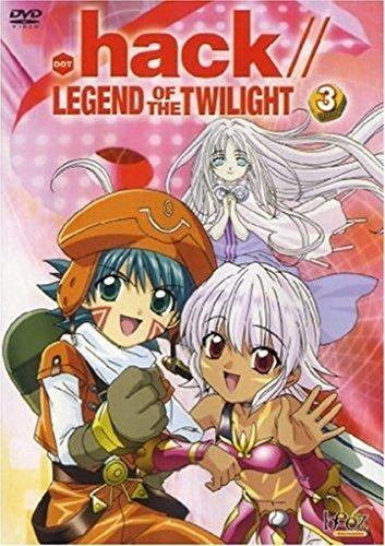 .hack//Legend of the Twilight - Vol. 3, Episoden 09-12