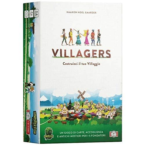 MS Edizioni Villagers