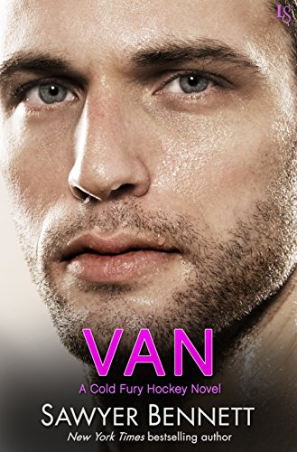 Van: A Cold Fury Hockey Novel (Carolina Cold Fury Hockey Book 9) (English Edition)
