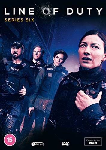 Line of Duty Series 6 and Full Box Set available to pre order