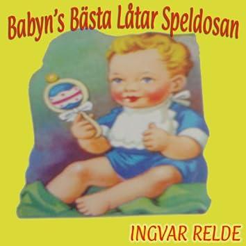 Babyn's bästa låtar speldosan
