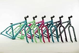 Gravity Knockout Aluminum Fat Bike Frame Fork Set Project!