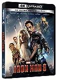 Marvel Iron Man 3 uhd 4k (2 Blu Ray)