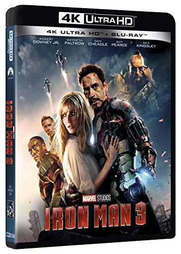 Iron Man 3 (Blu-Ray 4K Ultra Hd+Blu-Ray) [Italia] [Blu-ray]
