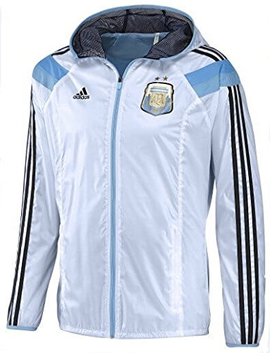 Argentina 2014 del mundo de fútbol FIFA World Cup Anthem Jacket, color , tamaño Medium adulto