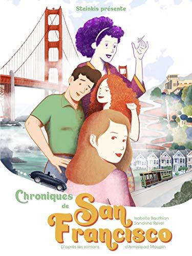 Chroniques de San Francisco - tome 1 (1)