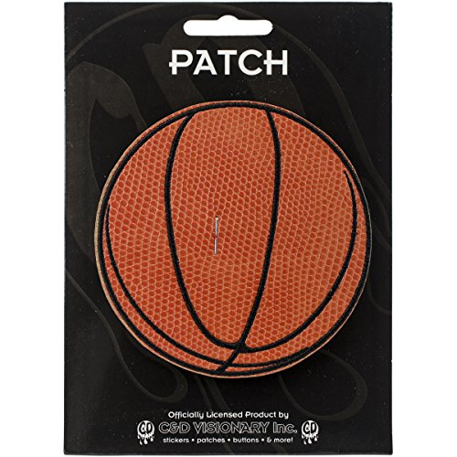 DSX Basketball PATCH - Officially Licensed Original Artwork, 3.5