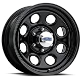 Cragar 3975860: Wheel, Soft 8, Steel, Black, 15 in. x 8 in., 6 x 5.5...