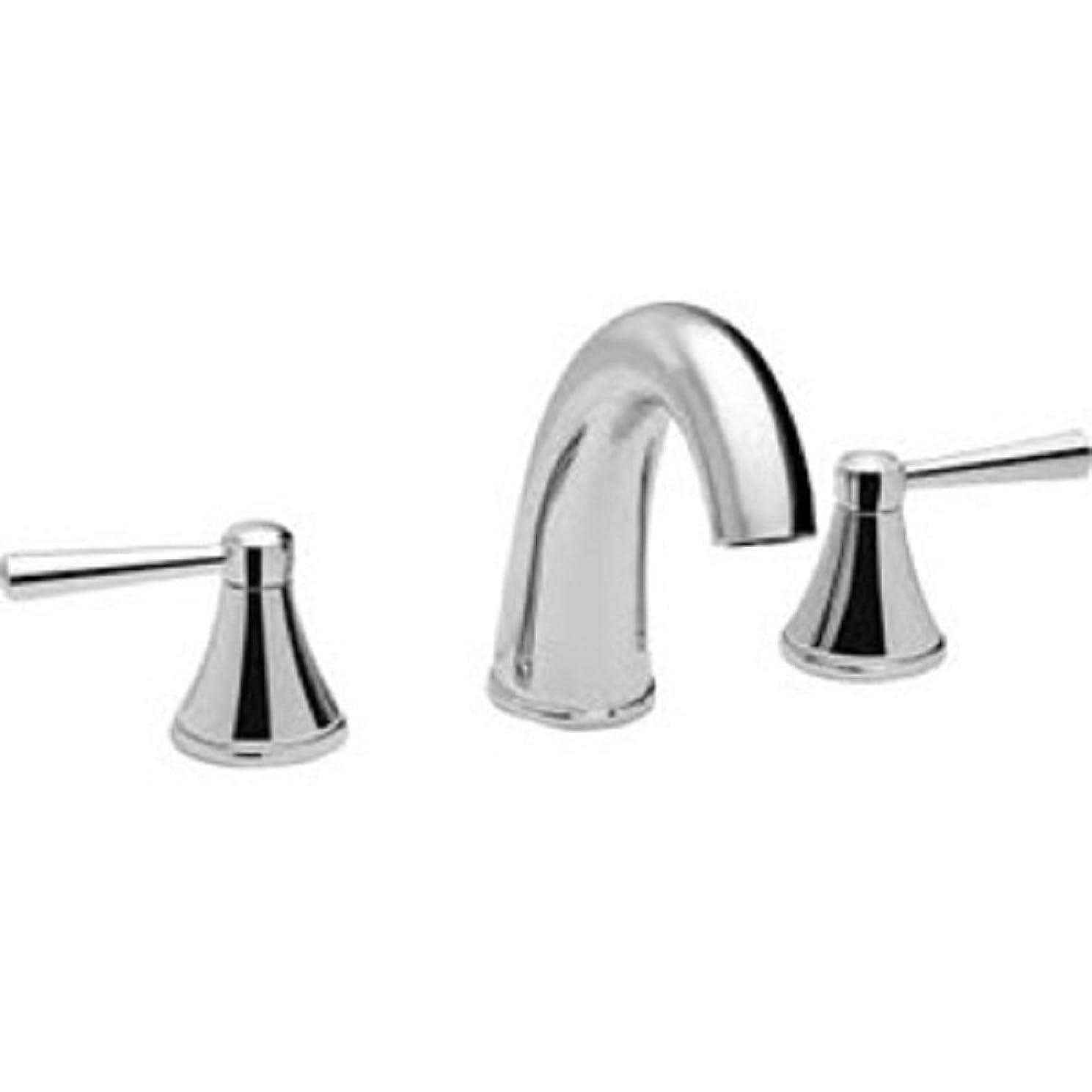 TOTO TL210DD12#CP Faucet Silas Widespread Lav,