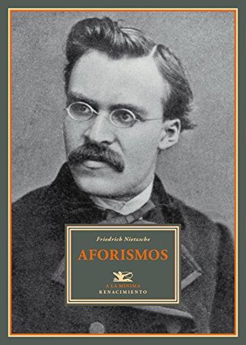 Aforismos (A la mínima nº 1) (Spanish Edition)