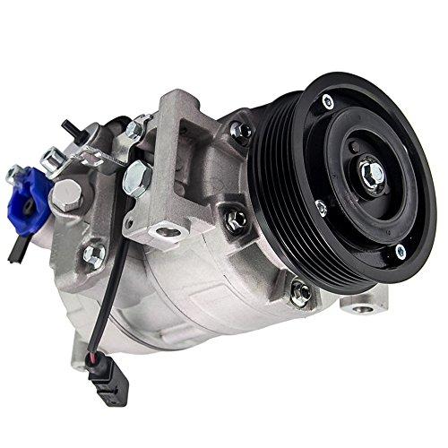 maXpeedingrods Klima Kompressor Klimaanlage für 8E0260805BP 8E0260805 A4 B6 8E A6 C6 4F AB BJ 04