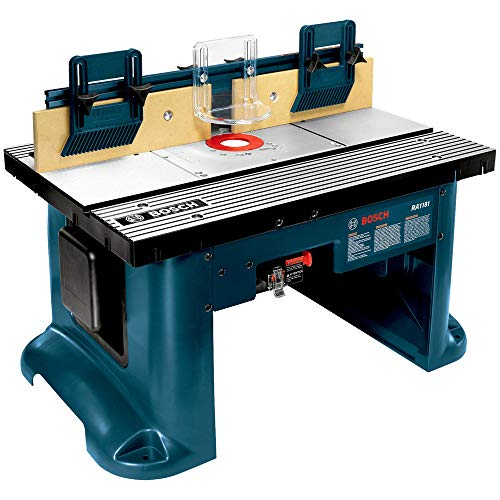 Bosch RA1181-RT Benchtop Router Table (Renewed)