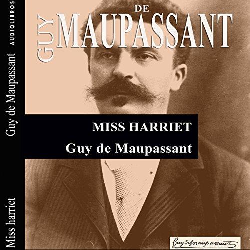 Miss Harriet cover art