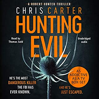 Hunting Evil                   By:                                                                                                                                 Chris Carter                           Length: Not Yet Known     Not rated yet     Overall 0.0
