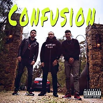 Confusion (feat. Hoosier Scott & Danny Siavichay)