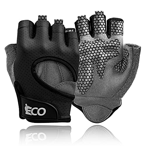 Fitness Handschuhe Trainingshandschuhe für Krafttraining, Bodybuilding, Kraftsport, Crossfit Damen&Herren