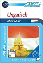 Assimil Pack Ungarisch Ohne Muhe - Book plus 4 CD's (Hungarian Edition)