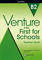 Venture into First for Schools: Teacher's Book Pack