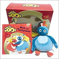 Meet the Twirlywoos: Book and Toy Gift Set
