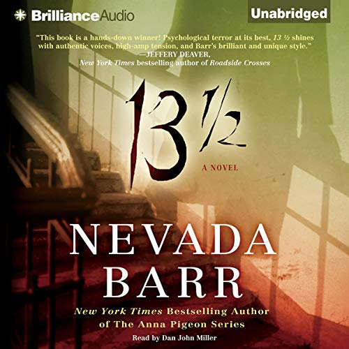 13 1/2 audiobook cover art