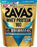 ザバス ホエイプロテイン100 ヨーグルト風味 1050g (約50食分)