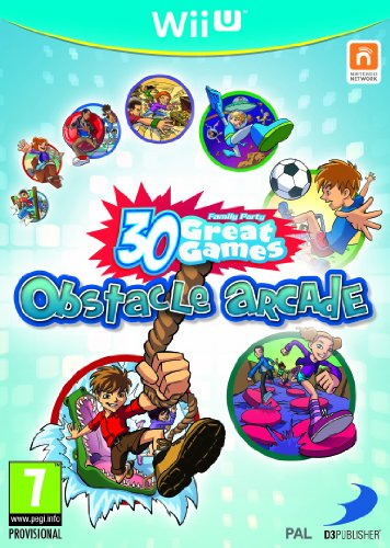 Family Party : 30 Great Games Obstacle Arcade  [Edizione: Regno Unito]