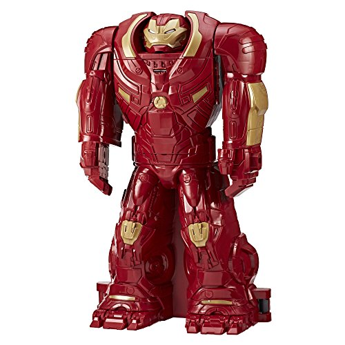 Marvel E0565 Avengers: Infinity War 33 Hulkbuster Ultimate Figure Hq Playset Toy Converts to 22 for Ages 4 and Up