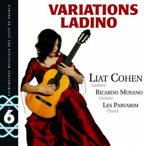 Liat Cohen, Ricardo Moyano, The Duo Parvarim