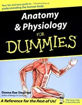 by Donna Rae Siegfried Anatomy and Physiology for Dummies(text only)1st (First) edition[Paperback]2002