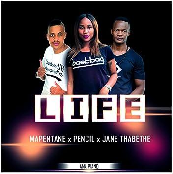 Mapentane, Pencil ft. Jane Thabethe