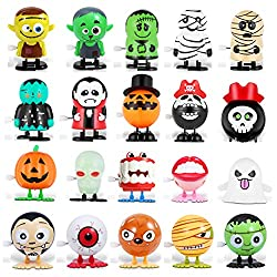 Halloween Wind Up Toys