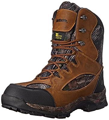 Northside Men's Renegade 800 Hunting Boot, Tan Camo, 10.5 M US